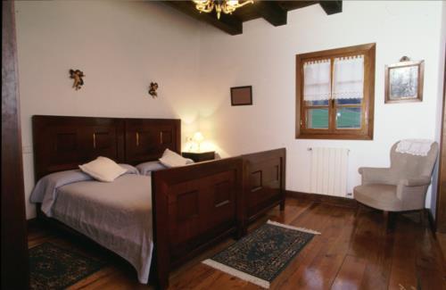 double room farm house baztarretxe in Gipuzkoa