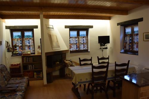 cocina/sala casa nº1