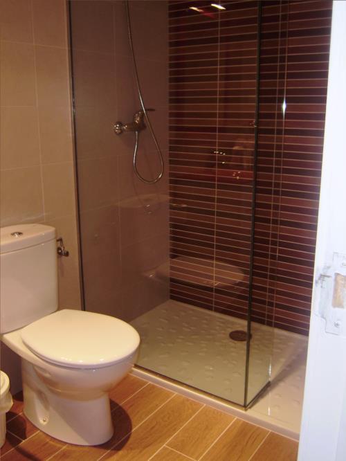 baño agroturismo Aldarreta en Gipuzkoa