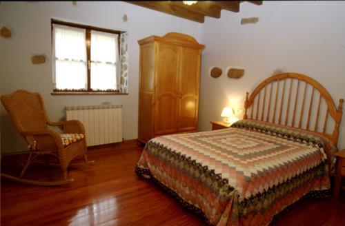 double room farm house caserío muru in Alava