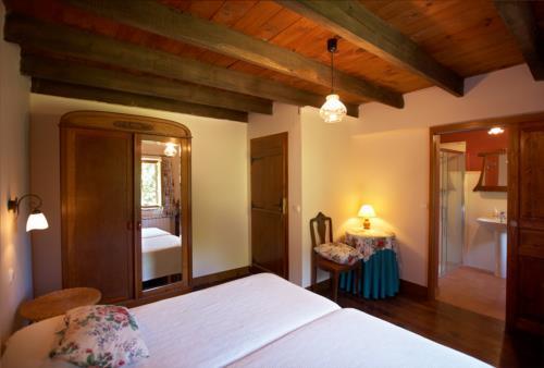 double room farm house goikola in Gipuzkoa