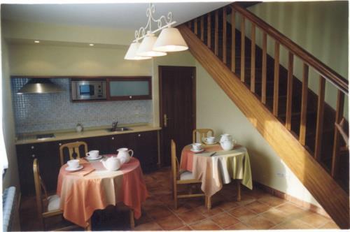 kitchen farm house zabale in Gipuzkoa