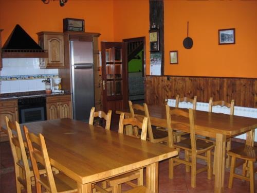 kitchen farm house landarbide zahar in Gipuzkoa