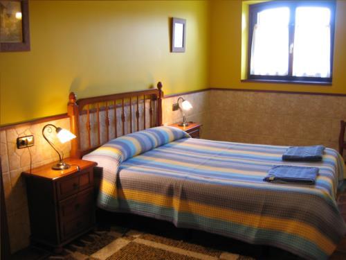 double room farm house landarbide zahar in Gipuzkoa