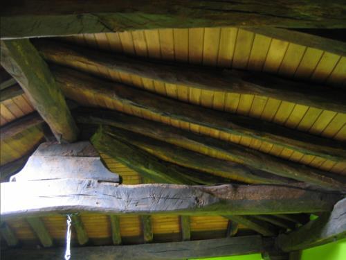 interior agroturismo landarbide zahar en gipuzkoa