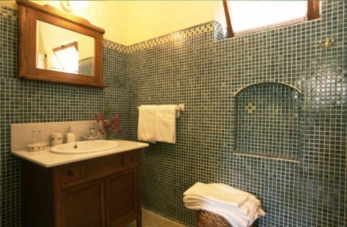 baño agroturismo mendiaxpe en alava