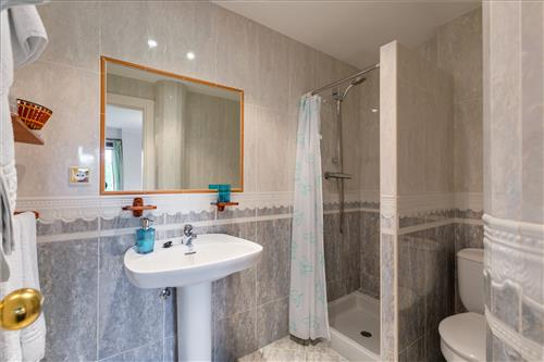 Baño habitación número 1
