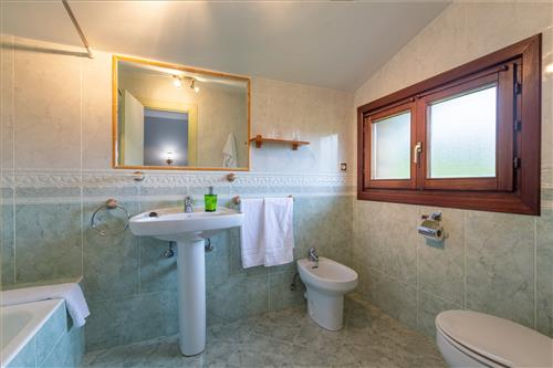 Baño habitació número 3