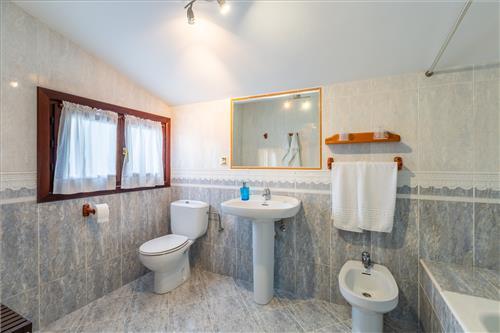 Baño habitación número 6