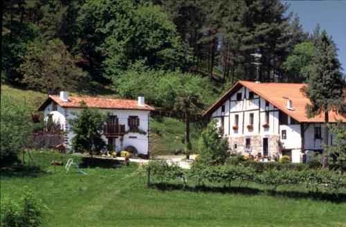 environment farm house ugarte in Gipuzkoa
