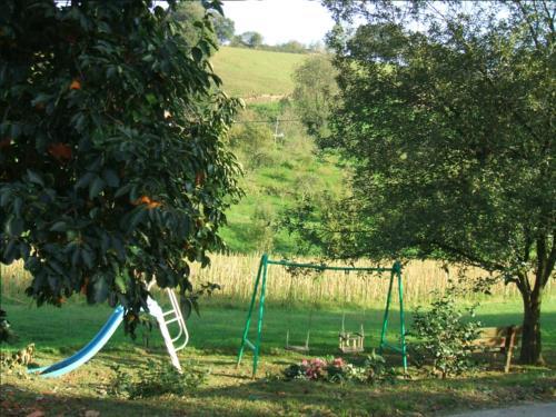 park farm house ugarte in Gipuzkoa