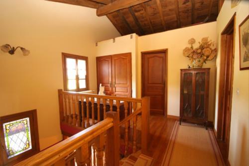 interior casa rural iketxe en gipuzkoa
