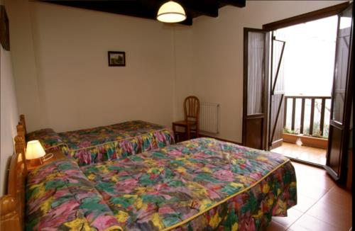 double room farm house arraspiñe in Gipuzkoa