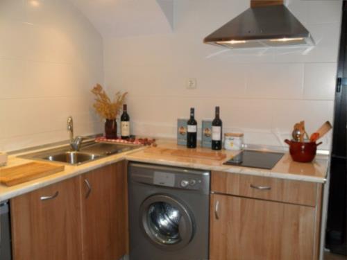 kitchen farm house arrasketa in Gipuzkoa
