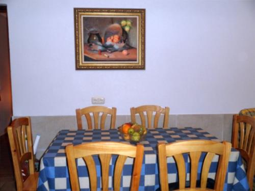dining room farm house arrasketa in Gipuzkoa