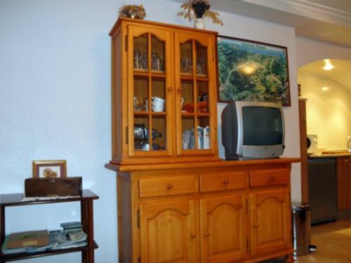 living room farm house arrasketa in Gipuzkoa