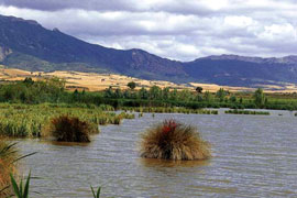 Protected Biotope of the Lakes of Laguardia