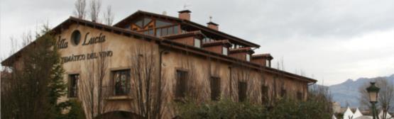 """Centro Temático del Vino """"Villa Lucía"""""""
