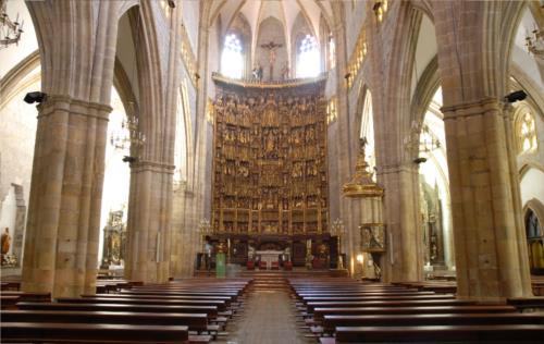 Iglesia de Sta. María de la Asunción