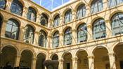 Fachada del Museo Etnográfico e Histórico Vasco