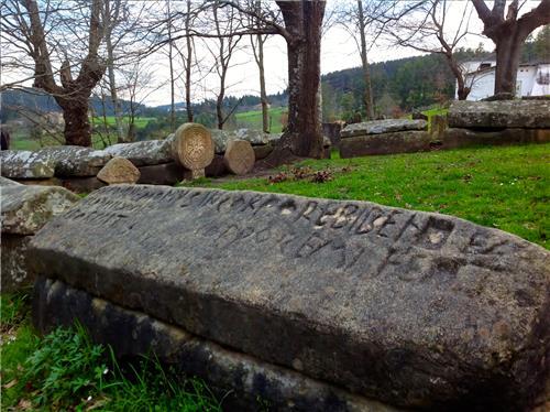 nekropolis argiñeta elorrio