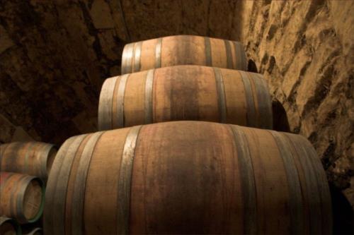 Marques de Riscal Wine Cellar